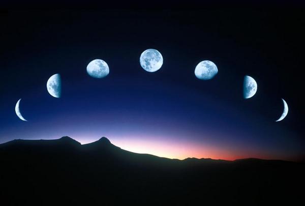 Moon Phazes